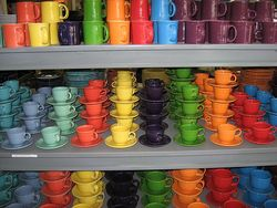 Fiestaware Outlet 1