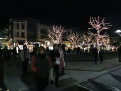 Crocker Park Christmas